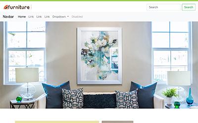家具のホームページ