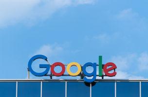 googleのサイン