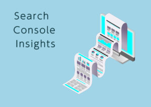 Search Console Insightsのアイキャッチ画像